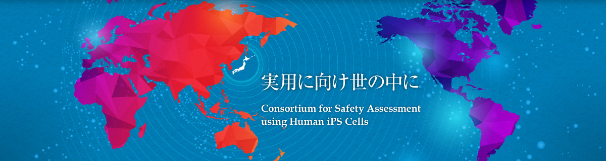 Consortium for Safety Assessment using Human iPS Cells